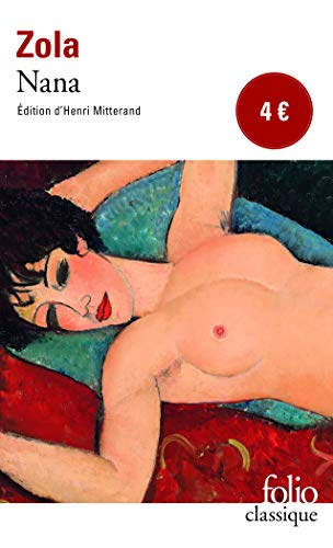 9782070423576: Nana (Folio (Gallimard)) (French Edition)
