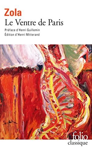 9782070423583: Ventre de Paris (Folio (Gallimard)) (French Edition)