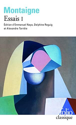 9782070423811: Essais (Tome 1-Livre premier)