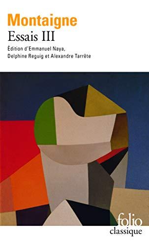 9782070423835: Essais Montaigne (Folio (Gallimard)) (French Edition)