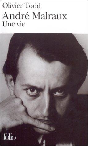 9782070424559: Andre Malraux (Folio) (French Edition)