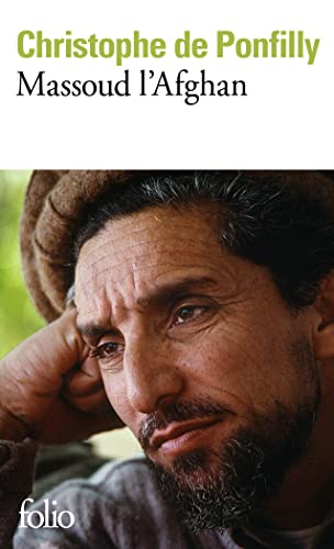 9782070424689: Massoud L Afghan (Folio) (English and French Edition)