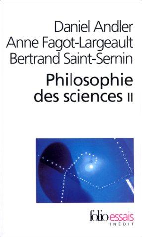 9782070424900: Philosophie Des Sciences (Folio Essais) (English and French Edition)