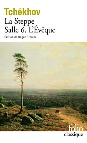 STEPPE (LA) - SALLE 6 - EVÈQUE (L'): TCHEKHOV ANTON