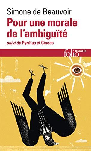 9782070426935: Pour une morale de l'ambiguite (Folio Essais) (French Edition)