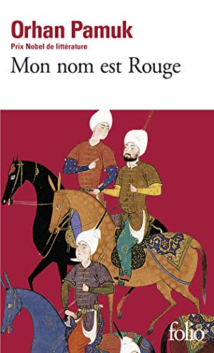 9782070428175: Mon Nom Est Rouge (Folio) (French Edition)