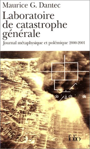 9782070428229: Laboratoire de Catas Gen (Folio) (French Edition)