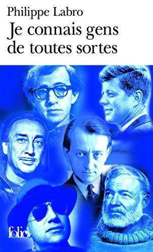 9782070428243: Je Connais Gens de Toutes (Folio) (French Edition)