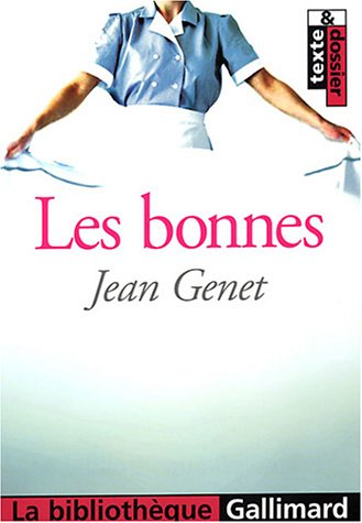 Les Bonnes Anglais Poche 1978 Jean Genet Gallimard 2070370607 Romans