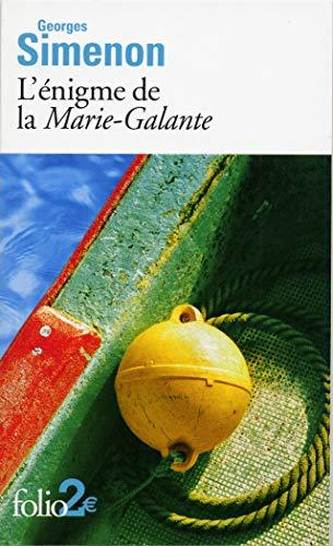 Enigme de La Marie Gal (Folio 2: Simenon, Georges