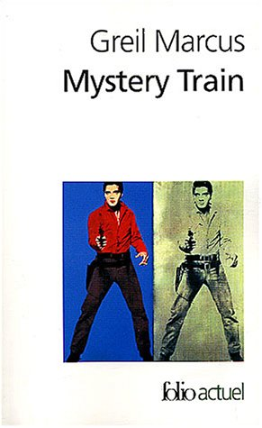 9782070428953: Mystery Train (Folio Actuel) (French Edition)