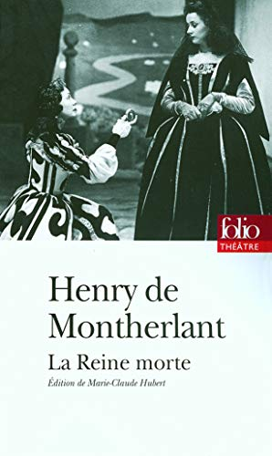 9782070429097: Reine Morte (Folio Theatre) (English and French Edition)