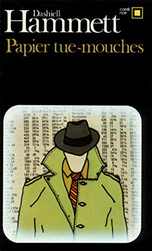 9782070433438: Papier Tue Mouches (Carre Noir) (English and French Edition)