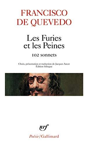9782070435968: Les Furies et les Peines: Cent deux sonnets