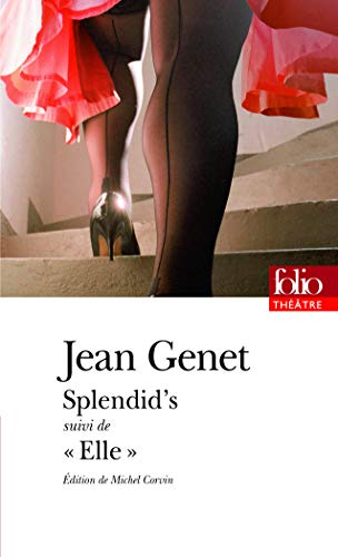 9782070438099: Splendid S Elle (Folio Theatre) (French Edition)