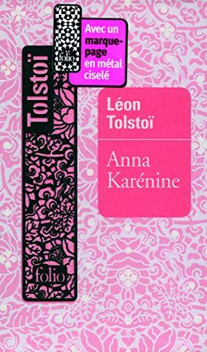 9782070439867: Anna karenine (Folio)