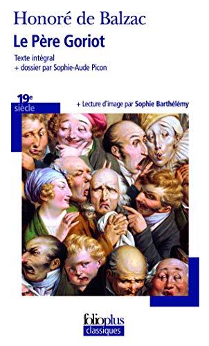 9782070441006: Le Père Goriot (Folio Plus)