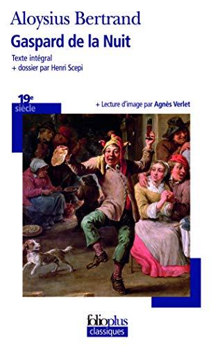 9782070441051: Gaspard de la Nuit: Fantaisies � la mani�re de Rembrandt et de Callot