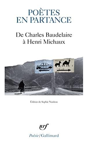 9782070441488: Poetes En Partance (Poesie/Gallimard) (French Edition)