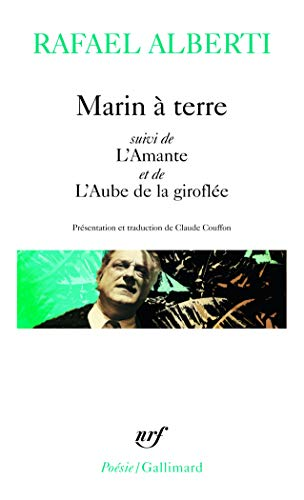 9782070441518: Marin a Terre (Poesie/Gallimard) (French Edition)