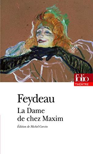 9782070442089: La Dame de chez Maxim