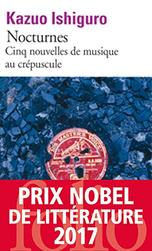 9782070442164: Nocturnes (Folio) (French Edition)