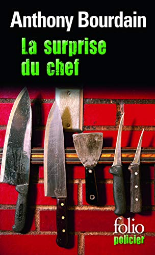 9782070443123: Surprise Du Chef (Folio Policier) (English and French Edition)