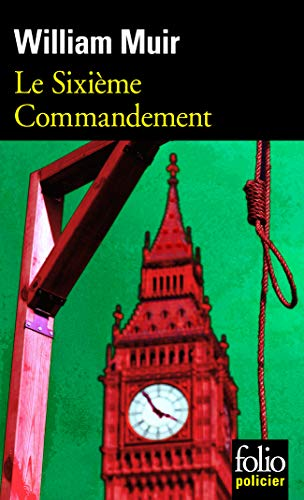 9782070443499: Sixieme Commandement (Folio Policier) (English and French Edition)