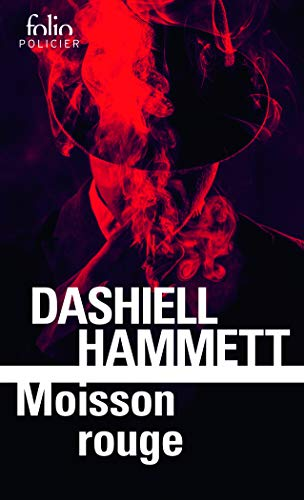 9782070443529: Moisson Rouge (Folio Policier) (English and French Edition)