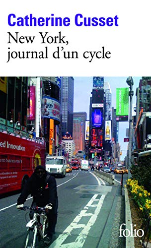 9782070443871: New York, journal d'un cycle