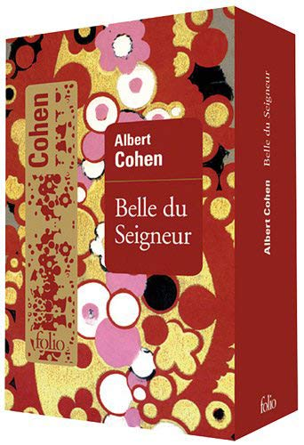 9782070444816: Belle Du Seigneur Etui Lux (Folio Luxe) (French Edition)