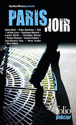 9782070445103: Paris Noir