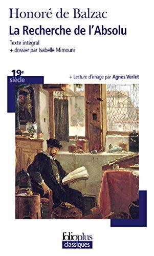 La Recherche de l'Absolu Balzac,Honoré de