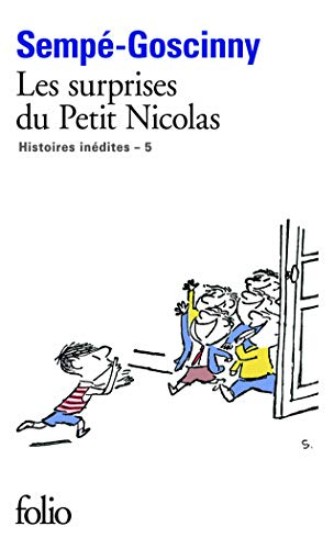 9782070446469: Surprises Du Petit Nicolas (Folio) (French Edition)