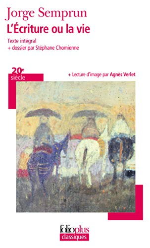 9782070446605: L'Ecriture Ou LA Vie (French Edition)