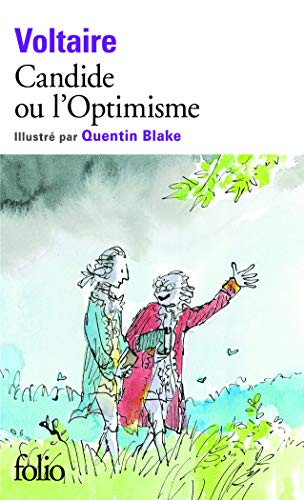 9782070446988: Candide ou L'Optimisme (Folio)