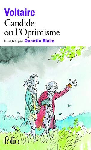 9782070446988: Candide Ou L Optimisme (Folio) (French Edition)