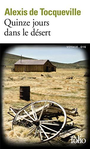 9782070447534: Quinze jours dans le désert (Folio)