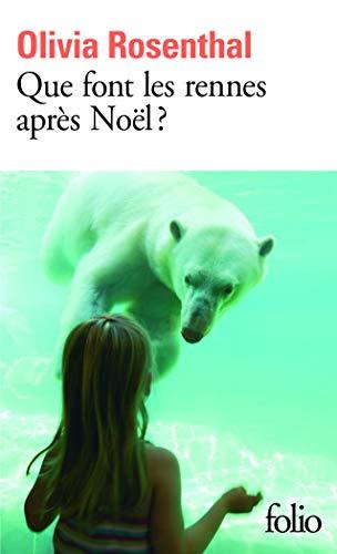 9782070447558: Que Font Les Rennes Apres Noel? (French Edition)