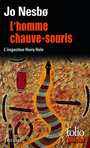 9782070447671: L'homme chauve-souris: Une enquête de l'inspecteur Harry Hole (Folio Policier)