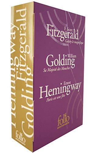 Gatsby le Magnifique - Sa Majesté des: Francis Scott Fitzgerald;