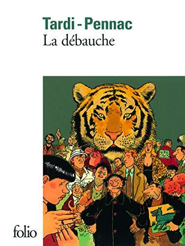 9782070449798: La débauche (Folio BD)