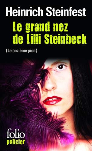 GRAND NEZ DE LILLI STEINBECK (LE): STEINFEST HEINRICH