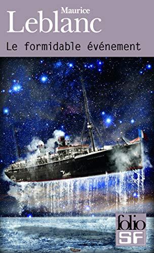 9782070449927: Le formidable événement (Folio. Science-fiction)