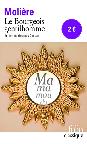 9782070450008: Le Bourgeois gentilhomme