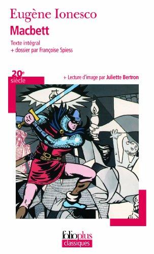 9782070451548: Macbett (Folioplus classiques)