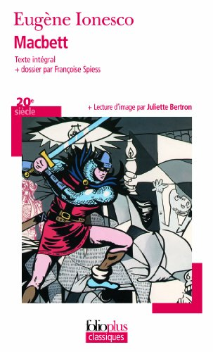 9782070451548: Macbett (French Edition)