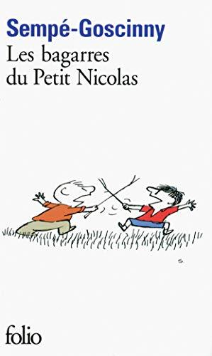 9782070451784: Les bagarres du Petit Nicolas (Folio)