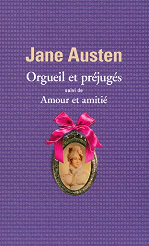 9782070454082: Orgueil et préjugés : Suivi de Amour et amitié (Folio Classique)