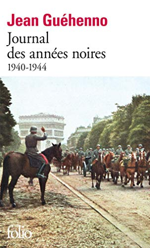 9782070454389: Journal Des Annees Noires (French Edition)